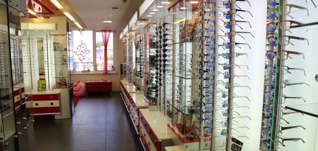 Автоматизация магазина оптики