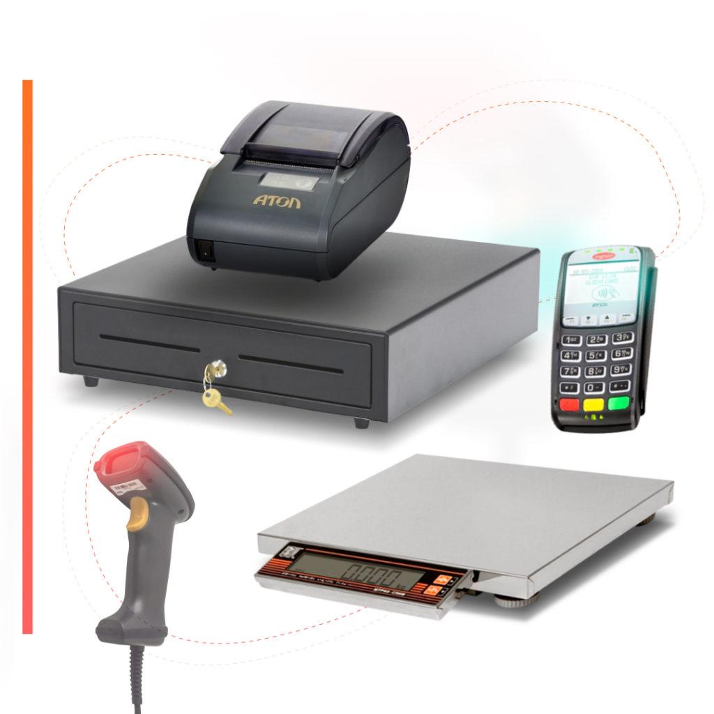 Поддержка Атол (5.0) и другого торгового оборудования