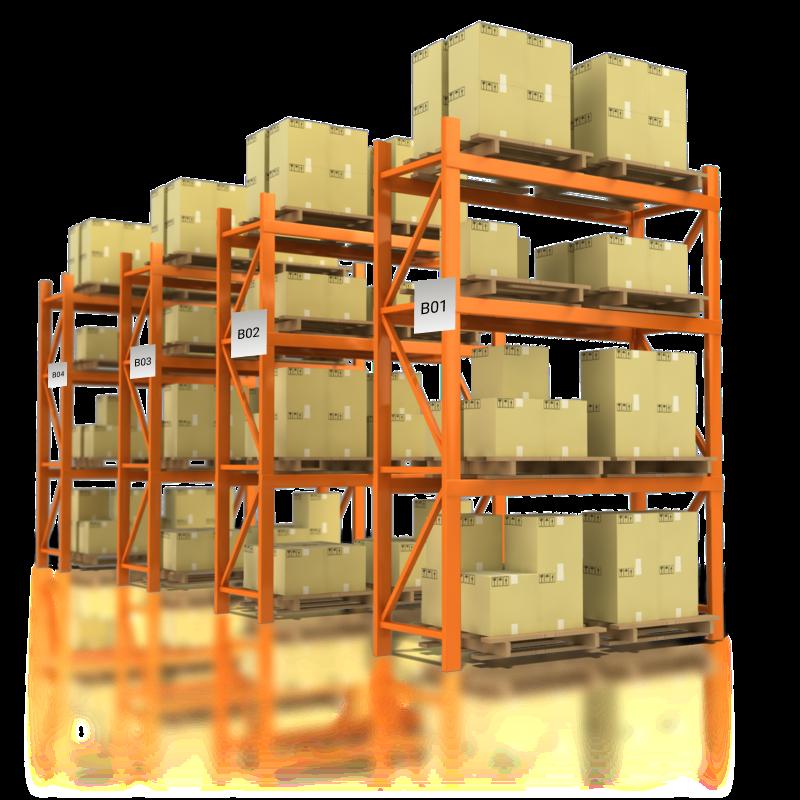 Адресное хранение на складе