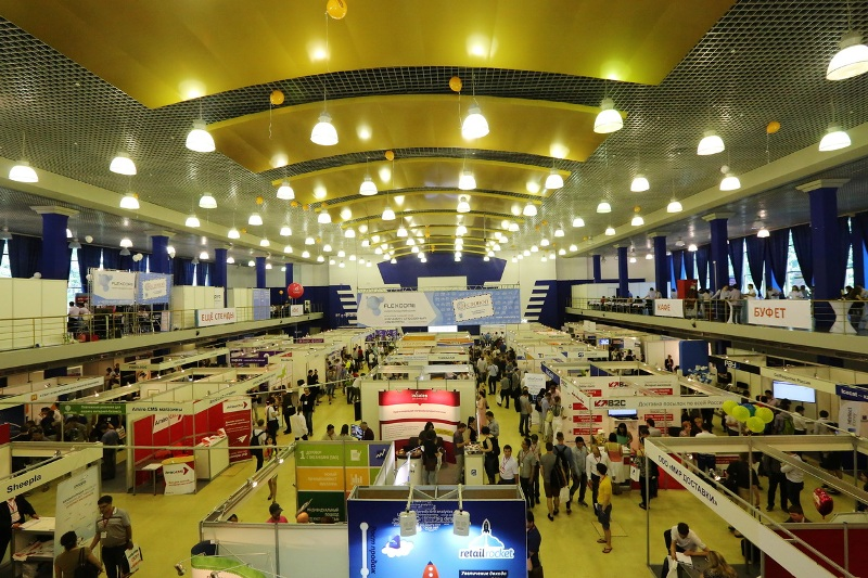 В 2014 году Класс365 представил свой стенд на выставке ECOM Expo'2014, которая прошла на ВВЦ в Москве